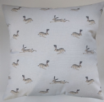 "Cushion Cover in Sophie Allport Hare 14"" 16"" 18"" 20"""